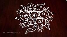 3 Pulli Kolam Designs Pulli Kolam Designs With Dots Pulli Kolam With Dots