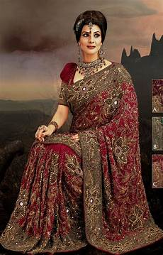 saree collection heavy embroidered sarees how to