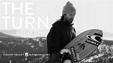 Jeremy Jones By Design The Turn Jeremy Jones Youtube