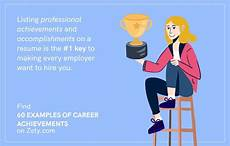 Career Achievements Accomplishments For A Resume Key Achievements Amp Awards