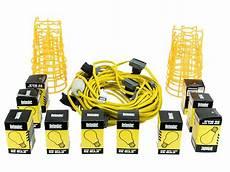 Festoon Lighting Kit 240v Defender 22m Festoon String Lighting Kit C W Gaurds