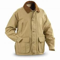 orvis coats orvis 174 waxed canvas field jacket khaki 189245