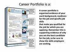 Work Portfolio User Profile