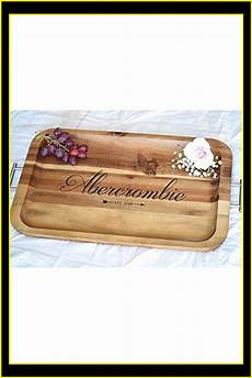 personalized tv tray with handles breakfast tray