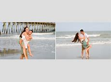 Emotional marriage proposal for a young couple in Myrtle Beach