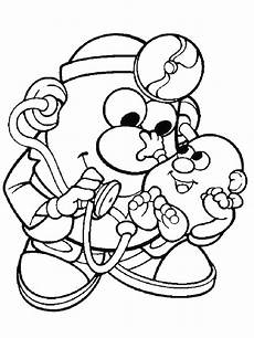 coloring pages birth newborn babies animated images