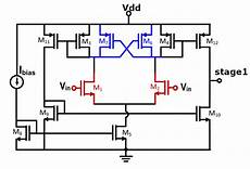 Cmos Comparator Design Project Design Of A Cmos Comparator With Hysteresis In Cadence