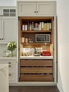 breakfast pantry cabinet with shelf lighting power