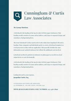 Letterhead Law Firm Customize 30 Law Firm Letterhead Templates Online Canva