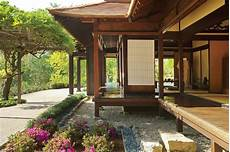 Japanese Inspired Homes Centennial Restoration Of Huntington Japanese House And
