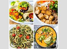 50 AMAZING Vegan Meals for Weight Loss (Gluten Free & Low