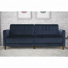 Hammondale Pin Tufted Convertible Sofa 3d Image by Velvet Sofas You Ll Wayfair