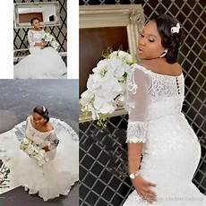 african traditional lace wedding dresses plus size half