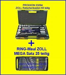 Werkzeug Paket by Paket Zoll Werkzeug Ringmaul Doppelring Schl 252 Ssel