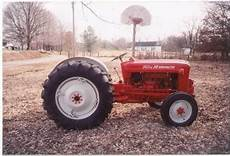 Antique Tractors 1958 Ford Workmaster Picture