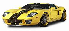 yellow ford gt car png image purepng free transparent