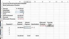 Amortization Of Bond Premiums Bond Premium Or Discount Amortization Youtube