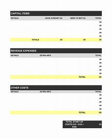 Profit And Loss Report Template 35 Profit And Loss Statement Templates Amp Forms