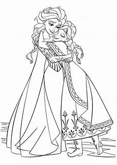 Ausmalbilder Prinzessin Elsa Und Ausmalbilder Eisk 246 Nigin 03 Elsa Und
