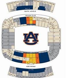 Auburn University Football Stadium Seating Chart Auburn Tigers Tickets 32 Hotels Near Jordan Hare
