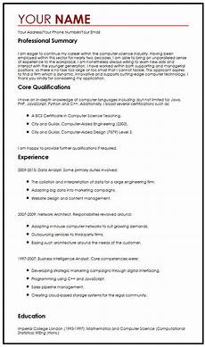 Cv For 16 Year Olds Cv Example For Workers Over 50 Myperfectcv