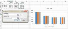 Column Chart Excel Excel Clustered Column Chart Access Excel Tips