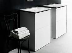 corian vanity single corian 174 vanity unit with drawers b15 by boffi