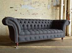 nuvo wool chesterfield sofa abode sofas