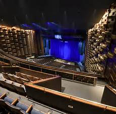 Sony Centre For The Performing Arts Toronto On Seating Chart Live Sound Revitalized Sound Reinforcement At Toronto S