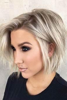 kurzhaarfrisuren blond bob 40 hairstyles 2018