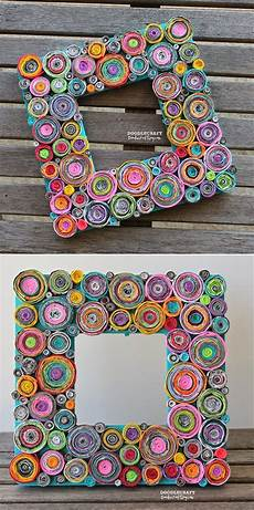 13 creative upcycled magazine craft projects that will