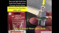 Hyundai Elantra Light Removal Rear Side Marker Light Replacement 2009 Hyundai Elantra
