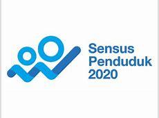 Logo Sensus Penduduk 2020 Vector Cdr & Png HD   GUDRIL