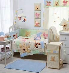 hiding pooh crib bedding collection 4 pc crib bedding set