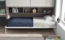 space side folding bed the wallbed company
