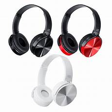 Portable Bluetooth Headphone Button Waterproof by Headphones Earphones Portable Bluetooth 5 0 Headphone