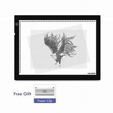 Huion Light Box A4 Aliexpress Com Buy Huion A4 Adjustable Lightness 17 7