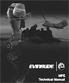 2008 Evinrude E Tec 55mfe Technical Manual 12 95