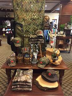 Home Design Store San Antonio Golf Shop Camo Table Golf Shop Shop Display Decor