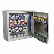 padlock key cabinets security