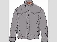 Clothing Jacket Clip Art at Clker.com   vector clip art