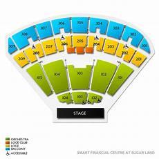 Smart Financial Center Sugar Land Seating Chart Smart Financial Centre Seating Chart Vivid Seats
