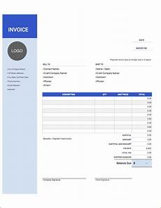 Google Invoices Templates Top 5 Free Google Docs Templates To Create Invoices Quickly