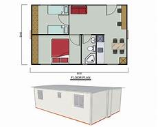 40m2 expandable house 2 hours to set up any floor plan