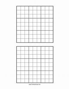 Sudoku Printable Grids Printable Sudoku Grid