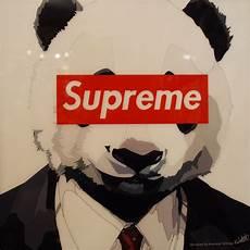 panda supreme wallpaper image result for supreme hypebeast supreme