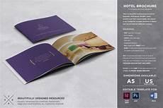 Template For Brochures Hotel Brochure Template Brochure Templates Creative Market