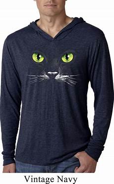 Be The Light Shirt Mens Halloween Shirt Black Cat Lightweight Hoodie Tee T