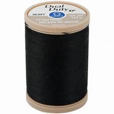 coats dual duty thread tweed coats dual duty xp heavy thread 125yd black walmart