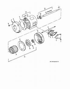 Figure 3 2 4ir Compressor Drive Rnotor Disassembly And